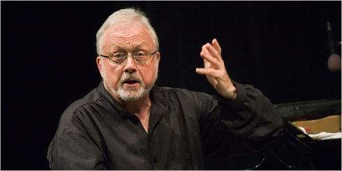 William Bolcom (Photo New York Times @ 2008)
